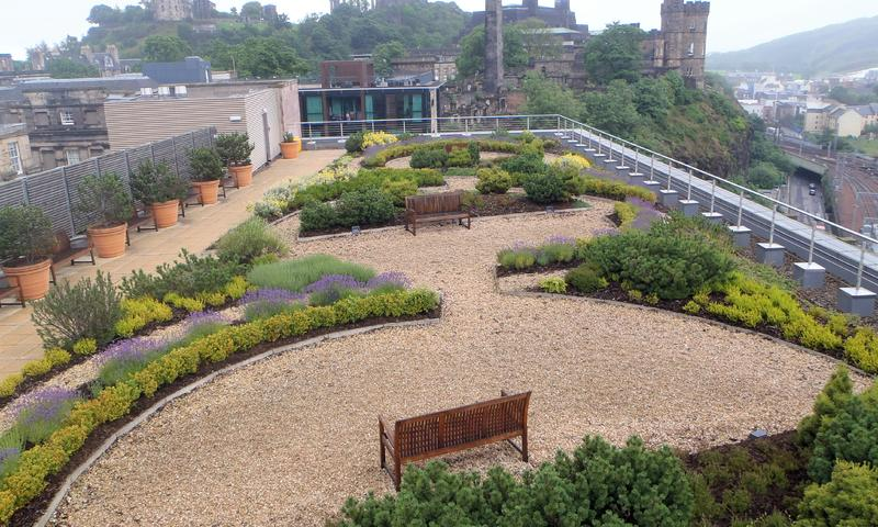 Green Roofs Green Walls Roof Gardens Spa Landscaping